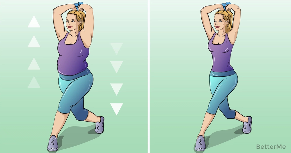 20 minutes beginner's workout to tone full-body