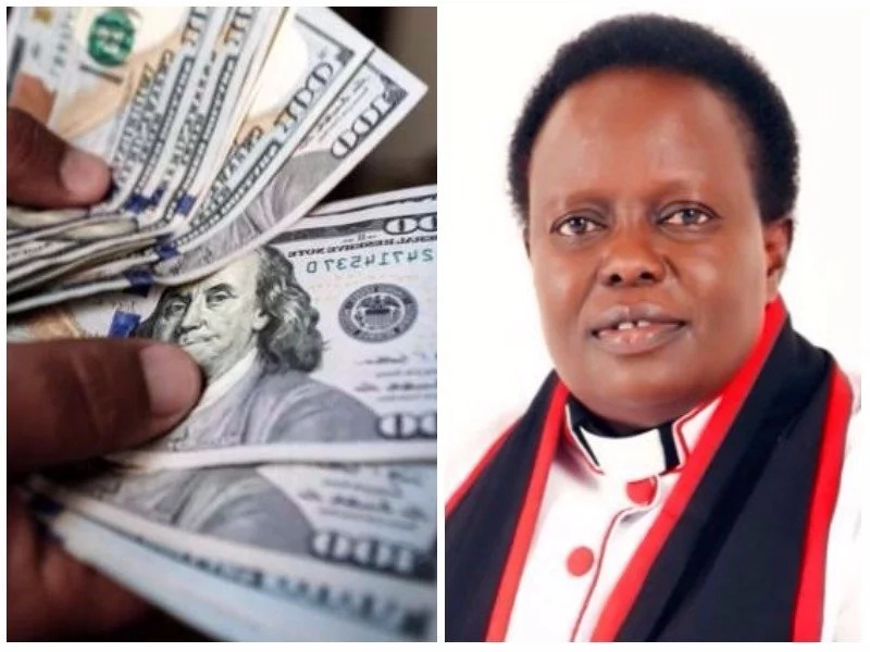 """God needs dollars!"" Pastors insist, call on Christians to stop bringing coins to church"