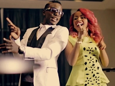 Drama again as Size 8 and Willy Paul storm out of radio studio during interview