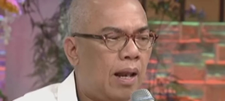 Boy Abunda made Karla Estrada cried with his emotional message
