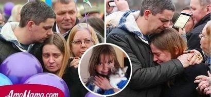 Niña fue encontrada degollada, entonces su mamá le rindió un desgarrador homenaje...