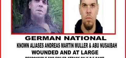 WANTED: German Terror Suspect Behind Lamu Attack Escapes With Gunshot Wounds
