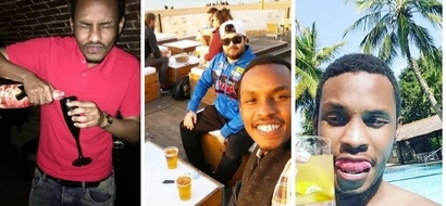 Governor Kabogo's son expensive lifestyle captured in these hot photos