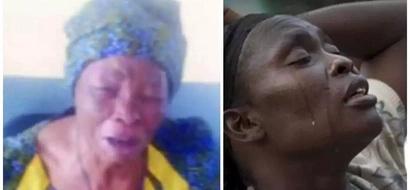 Mwanamke, 85, aomba KUFARIKI dunia; pata kujua sababu (picha)