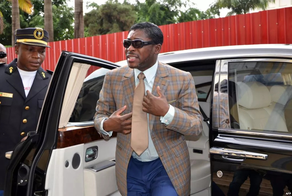 President Teodoro Obiang elevates son to Vice President