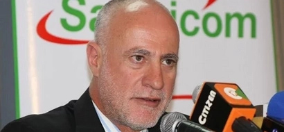 Former Safaricom CEO Michael Joseph credited for M-Pesa innovation
