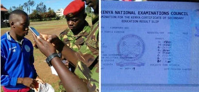 This Nyeri man tried tried duping the 75th most powerful military in the world...