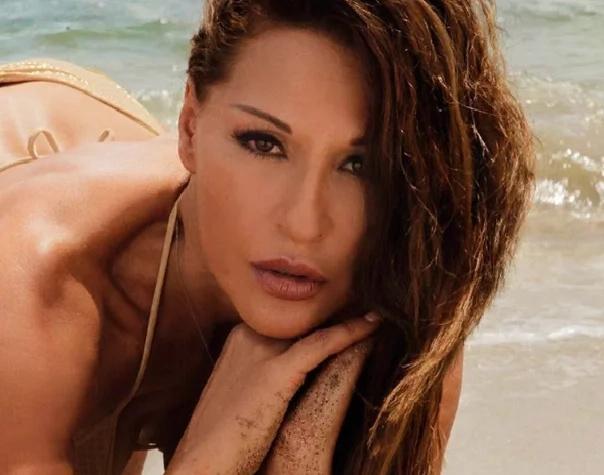 Amparo Grisales confesó que expareja la golpeó