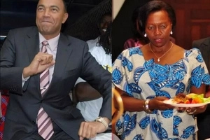 The price Martha Karua and Peter Kenneth have to pay for declaring support for Uhuru Kenyatta