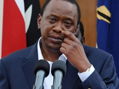 Uhuru Kenyatta's close friend is dead