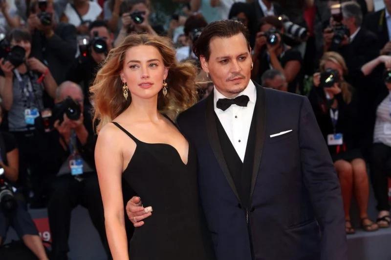 Johnny Depp's wife files for divorce; Depp breaks silence