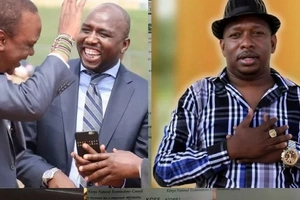 Mike Sonko apologises after disastrous TV interview
