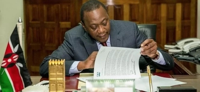 Rescue Former Kenya's International Facing Life Sentence, Uhuru Told