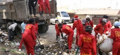 Waliofutwa kazi 'Sonko Rescue Team' wataka wapewe kazi kuwawinda wahalifu jijini
