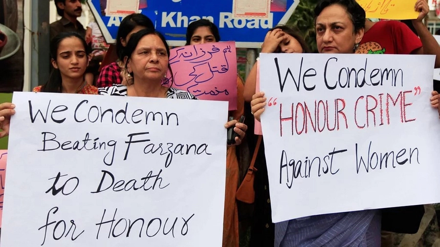 The uphill battle for women's rights in Pakistan