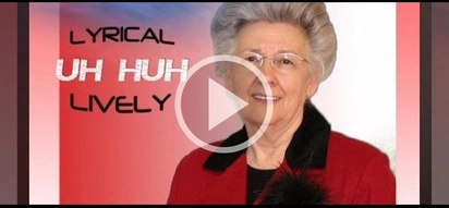 Watch this hilarious grandma rapping about Jesus go viral
