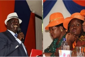 The people Raila wants locked out of his ODM party nominations