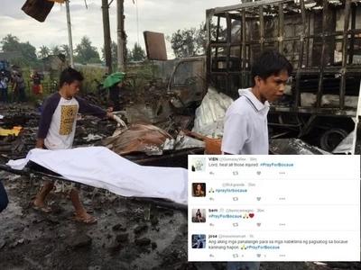 Netizens urge firecracker ban after Bocaue tragic explosion
