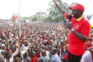 Ruto viciously attacks Joho, says this about his degree and wealth