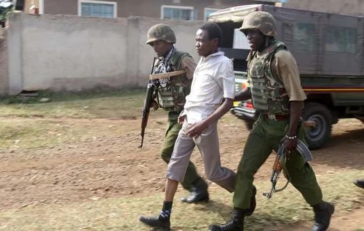 Vijana wa Kisumu wavamia bunge la kaunti