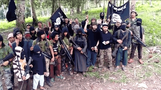 ISIS tells SE Asian followers to fight in the Philippines