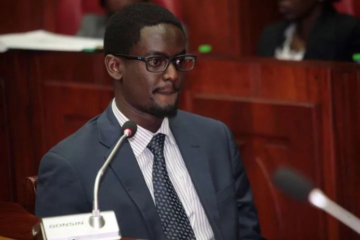 Kalonzo Musyoka's son taken to court