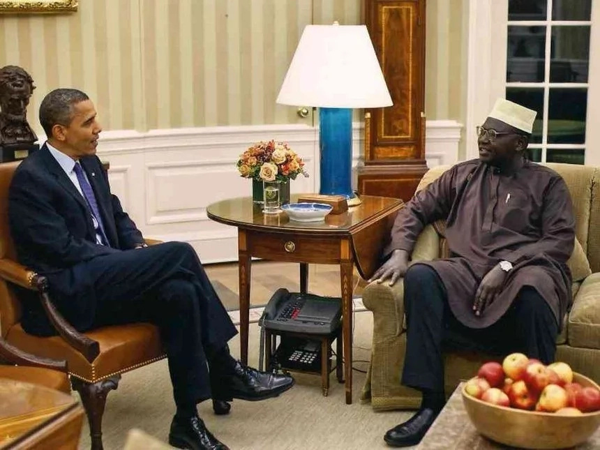 Kenya is a one ethnic community state - Obama