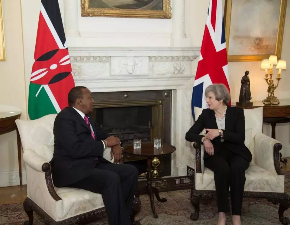 7 things that Uhuru is up to in his UK tour