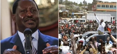 It was not a political strategy, Uhuru's project will hurt Kenyans- Raila defends his stand