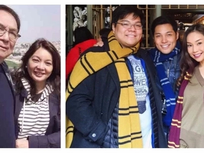 Pinalaki ng tama! Get to know the 3 awesome children of Joey de Leon and Eileen Macapagal