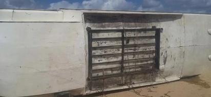 Watu kadhaa wajeruhiwa vibaya katika ajali- Lamu