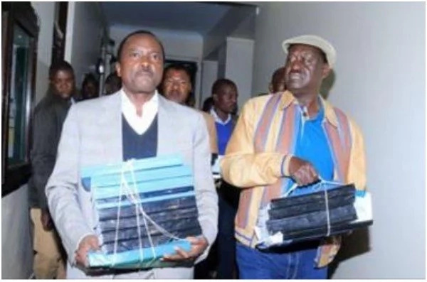 The extreme measures NASA lawyers took to ensure petition is filed on time