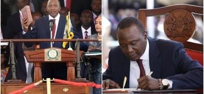 Tuachane na siasa, tumuunge mkono Uhuru kwa awamu yake ya pili-bloga