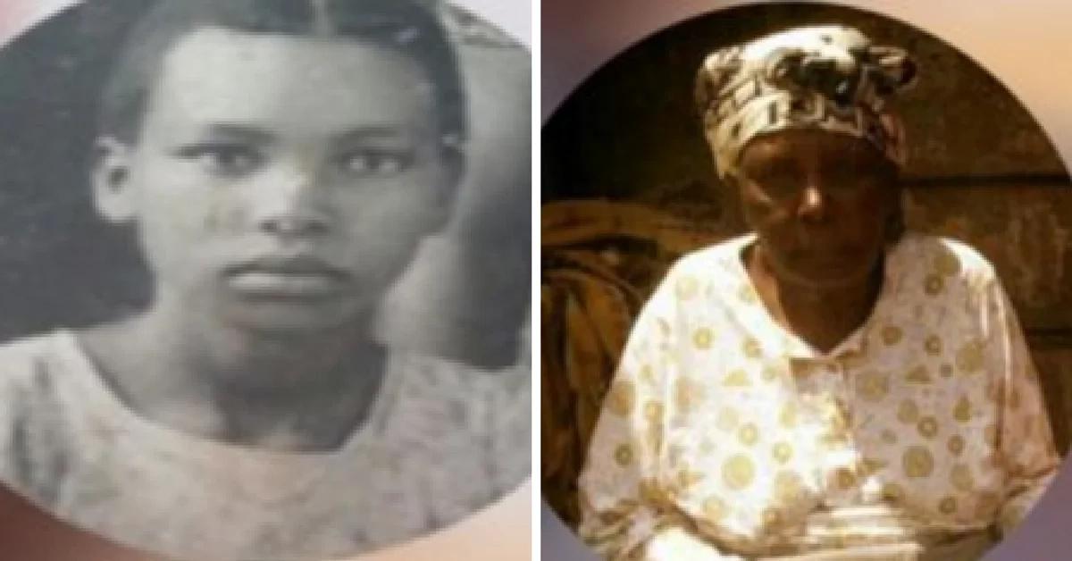 Jomo Kenyatta's first love speaks