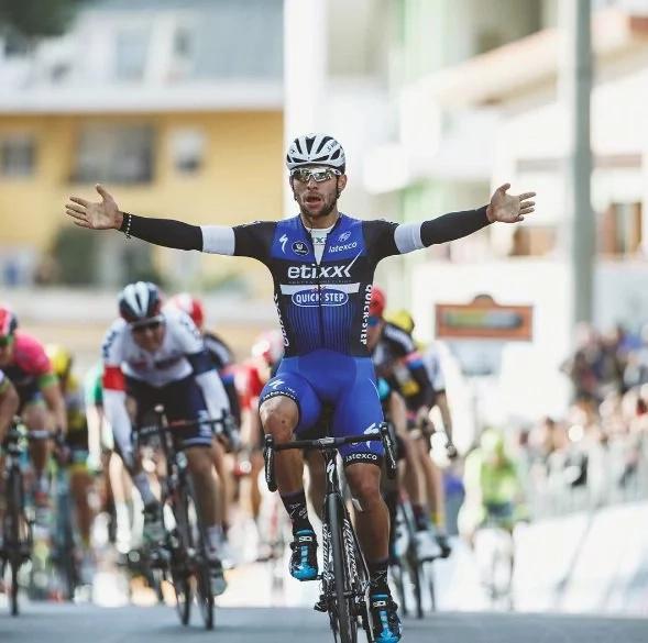 Fernando Gaviria es nuevo líder de la Vuelta a Polonia