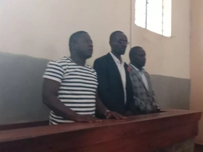 MCAs who stormed and ejected Friends School Kamusinga principal arraigned in court