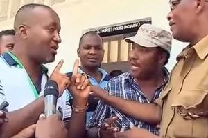 Gavana Joho AFICHUA mipango ya Jubilee 'kumuangamiza' kabisa