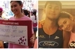 Sarah Geronimo proves she's a supportive girlfriend as she goes to Cebu for Matteo Guidicelli's Iron Man race