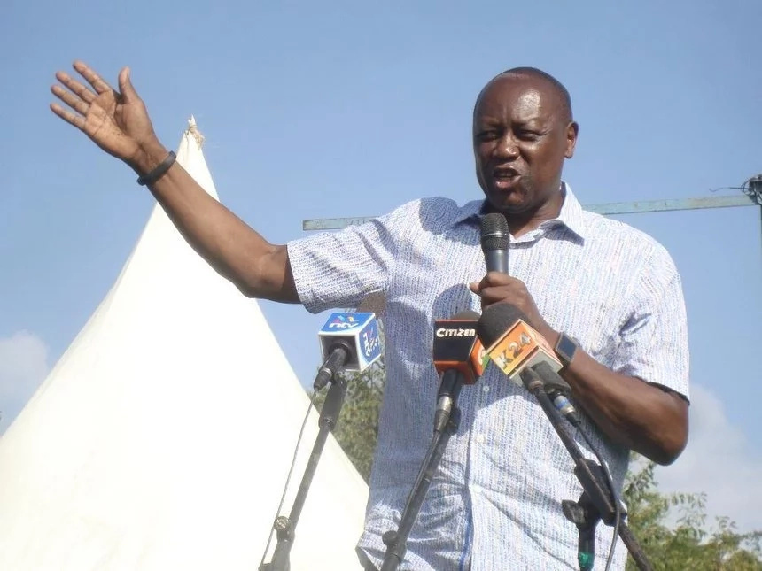 Nyanza MPs attacked by unidentified people over politics