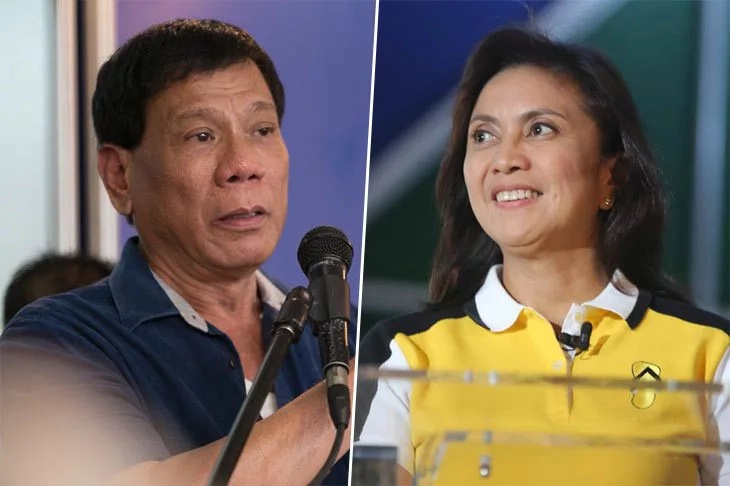 Duterte has no Cabinet post yet for Robredo