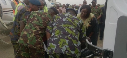 Raila's figures of Kenyan soldiers killed in al-Shabaab attack contradict KDF's