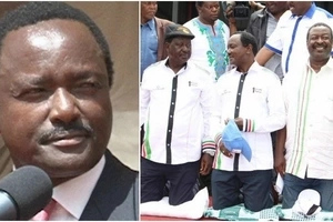 Angry MP goes hard on Kalonzo for betraying NASA