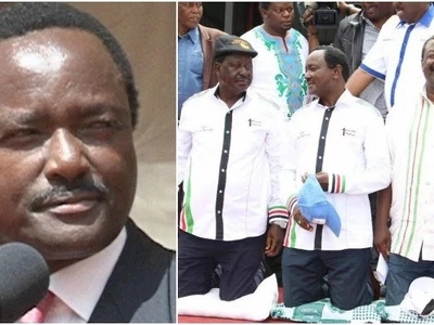 Musalia Mudavadi has this message to Kalonzo after Wiper threatens to leave NASA