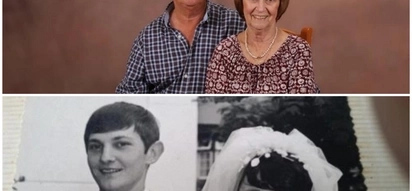 Go for gold: Blind date turns into 50-year-long romance