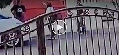 Dinukot sa harap ng nanay! Dangerous criminals kidnap helpless child in front of mother