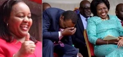 Gavana mpya wa Bomet Joyce Laboso sio 'mheshimiwa' akataa jina hilo
