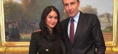 Sosyalang tunay! Heart Evangelista rendezvouses with Hermes official in Paris