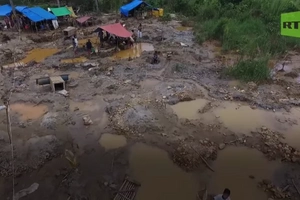 How mining is done in PH 'Goldtown' saddened and angered netizens!