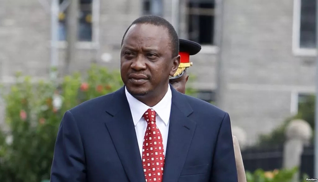 Why this tweet by Uhuru has made Kenyans hit the roof