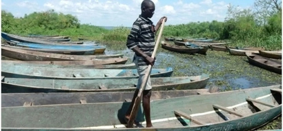 Sad! Over 1,000 children drop out of school to take up fishing due to HUNGER (photo)
